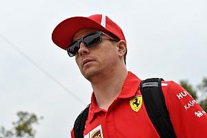 Formel 1 Reaktion Kimi Räikkönen: Kein Kommentar zu Boxenstopp-Zwischenfall