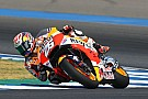 Test Buriram, Giorno 3: Pedrosa beffa Zarco, in crisi Lorenzo e le M1 factory