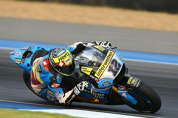 MotoGP-Rookie Tom Lüthi: