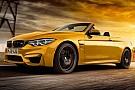 Automotive BMW M4 Convertible Edition 30 Jahre: three decades of droptop M