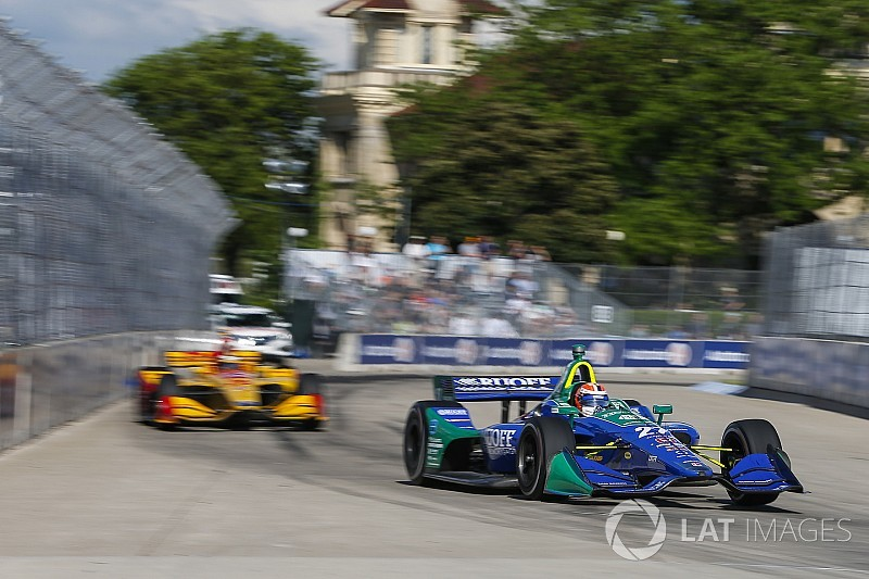 """Rossi admits Detroit error but """"conceding a win isn't going to happen"""""""