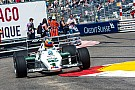Blasting around Monaco in a Williams 'tin can'