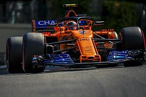 Vandoorne: MCL33, Monaco'da