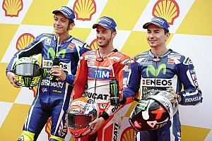 MotoGP Qualifying report MotoGP Malaysia: Dovizioso pole position, Rossi kalahkan Lorenzo