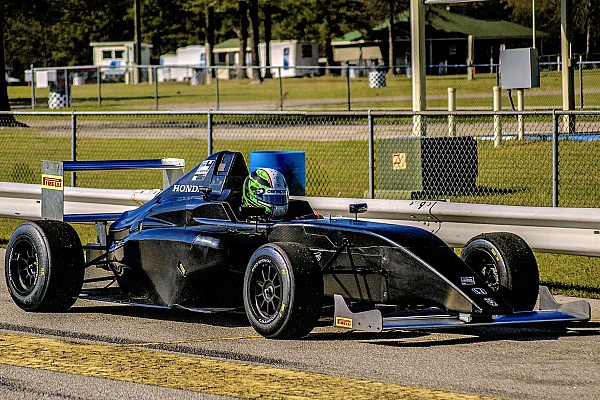 Formula 4 Breaking news IndyCar's ex-VP of technology joins U.S. Formula 4