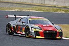 Richard Lyons ahead of the Fuji International Speedway