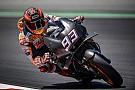 MotoGP Essais Montmeló - Márquez meilleur temps sur le fil