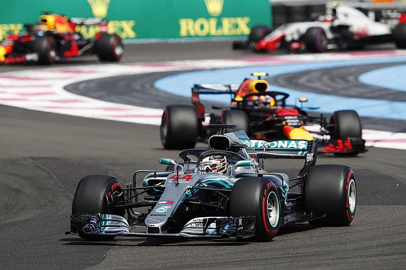 Fotogallery: Hamilton domina il GP di Francia nel ritorno al Paul Ricard