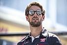Formule 1 Grosjean peut réutiliser son moteur de Montréal