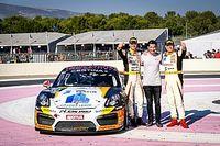 Vannelet et Parisy sacrés Champions de France GT