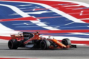 Formel 1 Kolumne F1-Kolumne von Stoffel Vandoorne: McLaren-Update bringt Zuversicht