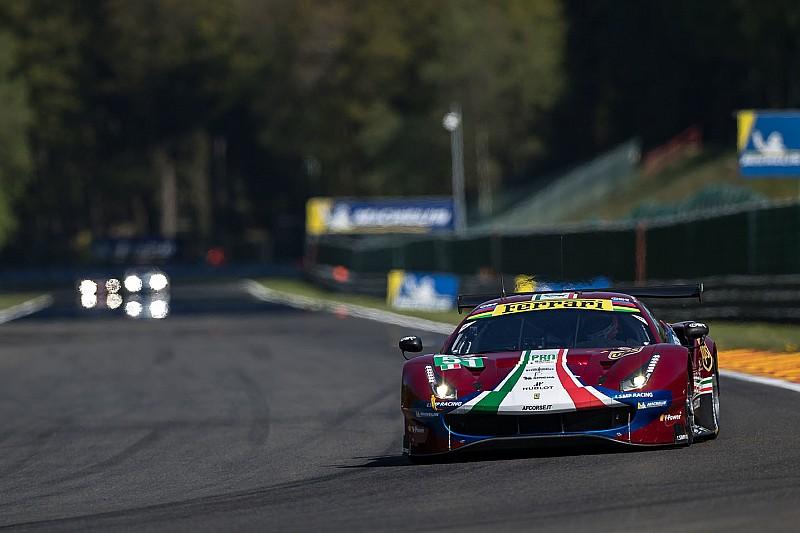 Ferrari замислилася над переходом до LMP1 WEC