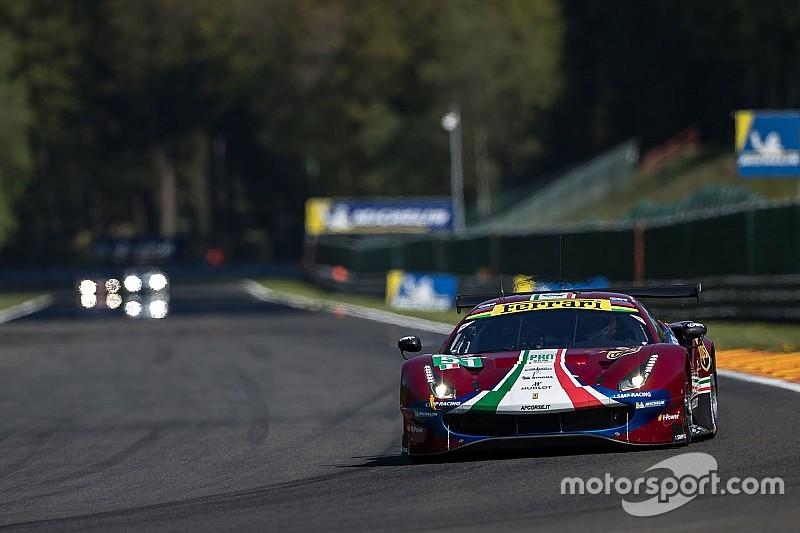 Ferrari mee aan tafel over nieuwe reglementen prototypes