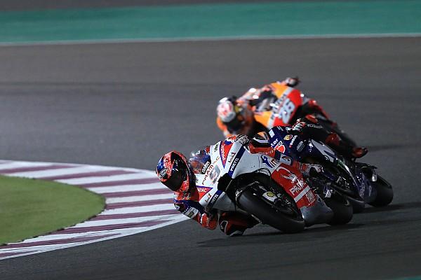 """MotoGP Declaraciones Petrucci: """"La elección del neumático blando me costó el podio"""""""