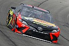 NASCAR in Fontana: Truex-Sieg und Harvick-Crash