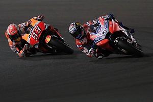 MotoGP Reaktion Dovizioso 3:0 Marquez: Deja-vu in der letzten Kurve