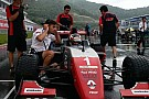 Formula Renault AFR Ningbo: Dana raih podium Race 1 di cuaca ekstrem