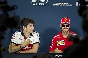 A Vettel-Leclerc páros lenne a legerősebb a Ferrarinál a Forma-1-ben?