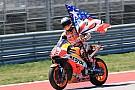 MotoGP Insiden Termas beri Marquez motivasi ekstra di Austin
