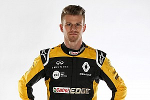 Formel 1 News Nico Hülkenberg brennt auf 2018: