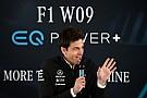 Toto Wolff: Früher war uns die Konstrukteurs-WM wichtiger