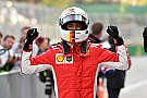 Azerbaycan GP: Vettel art arda 3. kez pole pozisyonunda!