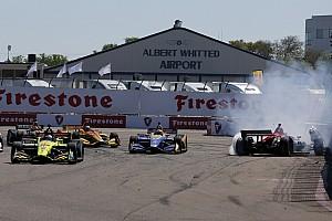 IndyCar 2019 Firestone GP of St. Petersburg weekend schedule