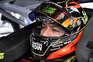 NASCAR Cup Breaking news Truex fights back for second in the 600: