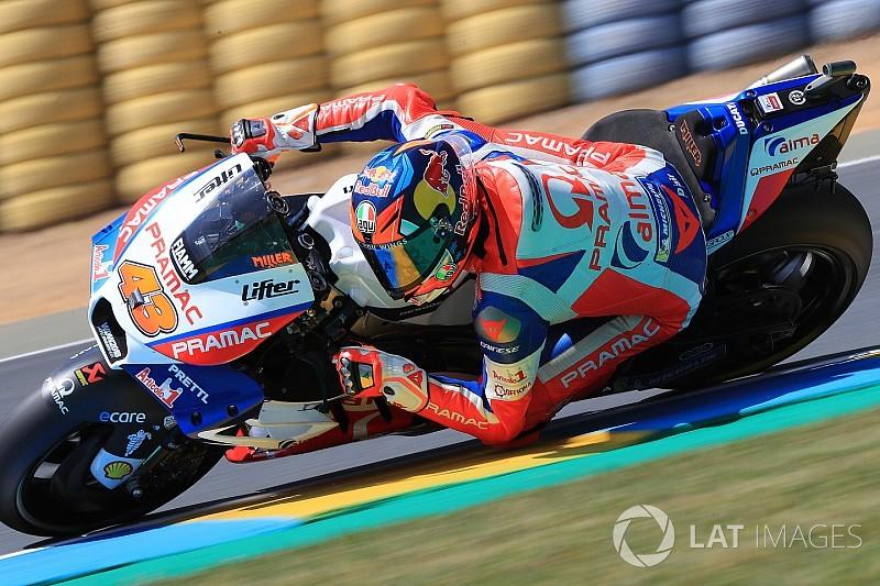 Le Mans balapan paling meyakinkan bagi Miller