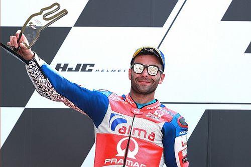 RESMI: Petrucci berstatus pembalap pabrikan Ducati