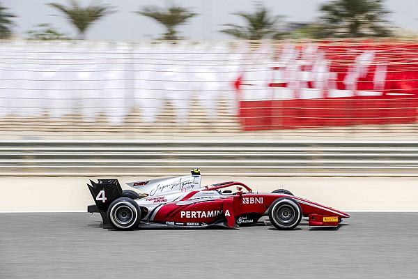 """FIA F2 Nieuws """"De Vries moet zich op F2 concentreren, niet op F1"""", aldus Prema-baas"""