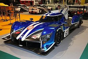 WEC Motorsport.com hírek Bemutatta LMP1-es versenygépét a Ginetta