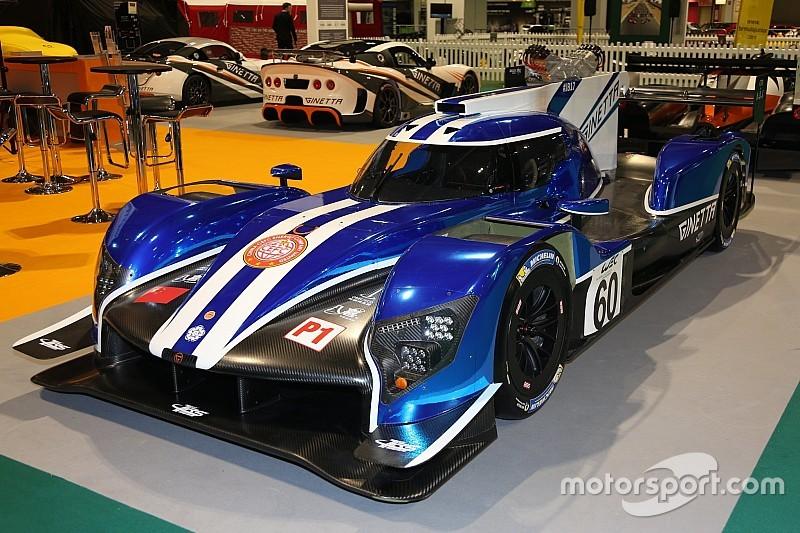 ジネッタ、新LMP1マシンを発表「トヨタと戦えるクルマを作った」