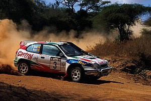 WRC Breaking news Safari Rally edges closer to WRC 2020 return