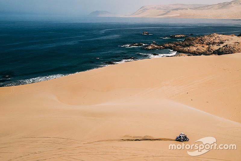 Una salida en línea para enamorarse del Dakar