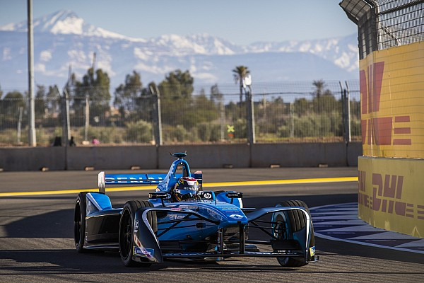 Marrakesh ePrix: Buemi grabs pole as rivals falter