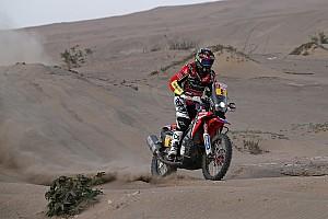 Dakar Stage report Dakar 2018, Stage 7: Barreda wins, van Beveren retakes lead