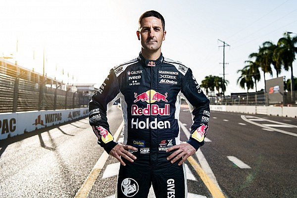 Whincup dismisses 'Christmas lunch' title talk