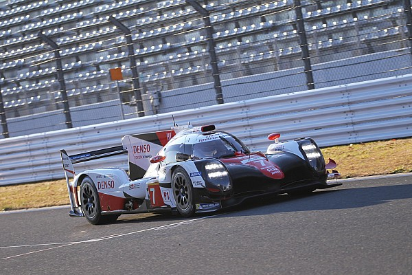 General 速報ニュース TS050がレース以外で日本初走行。中嶋一貴「すごく特別な瞬間だった」