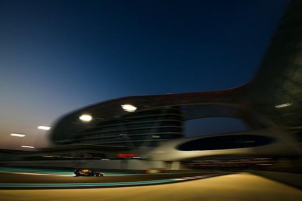FIA F2 Albon eindigt laatste F2-testdag bovenaan, De Vries derde