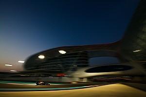 FIA F2 Testing report Albon ends F2 Abu Dhabi test on top by 0.005s