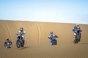Dakar Noticias de última hora Yamaha, con cuatro pilotos y Arcarons para luchar por el Dakar