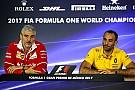 Formula 1 Renault, 2020 sonrasında mevcut motorların kalmasını istiyor