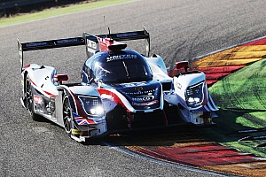 Alonso bu kez de LMP2 aracını test etti!