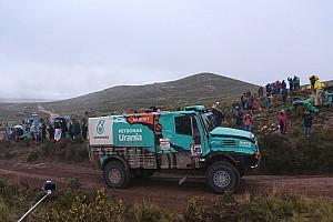 Dakar Etappeverslag Dakar 2018: Van Genugten pakt eerste etappezege uit carrière