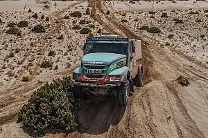 Dakar 2018: Van Genugten wint tiende etappe, Villagra nadert Nikolaev