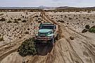 Dakar Dakar, Camion, Tappa 10: Van Genugten vince, Villagra dimezza il distacco!