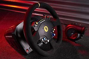 eSport Elemzés Újabb Ferrari-replika kormánnyal szimulátorozhatunk