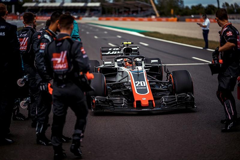 Магнуссен: Haas стала четвертою найсильнішою командою Ф1