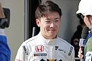 スポット参戦で抜群の速さをみせた阪口晴南「またSFに戻ってきたい」